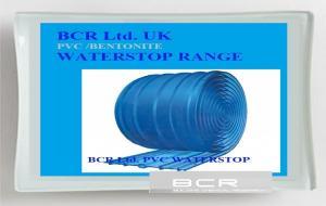 PVC WATERSTOPS by BCR Ltd. UK