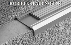 STAIR NOSING by BCR Ltd. UK