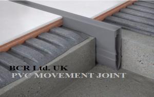 BCR PVC MOVEMENT JOINT