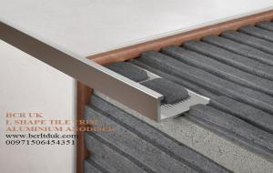 BCR ALUMINIUM Tile Trims luxury RANGE