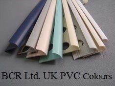 BCR PVC TILETRIM RANGE