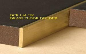 BCR BRASS/ SS FLOOR DIVIDING STRIP, IN DUBAI UAE
