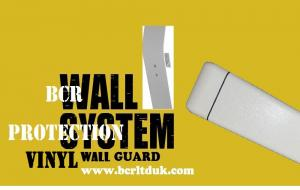 BCR VINYL WALL GUARDS PROTECTION SYSTEM SERIES