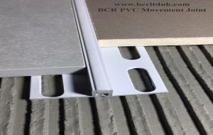 MOVEMENT JOINT PVC by BCR Ltd. UK