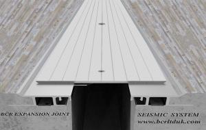 SEISMIC EXPANSION JOINT COVERS HD parking by BCR Ltd. UK FOR car parkings