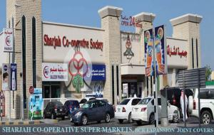 SHARJAH CO-OPERATIVE SUPER MARKETS, BCR Cover Joint & Sealant Supplied