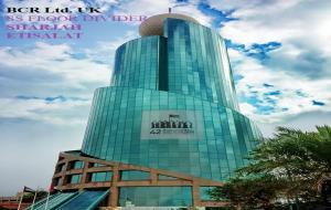 BCR Ltd. UK PROJECT REFERENCE ETISALAT BUILDING SHARJAH