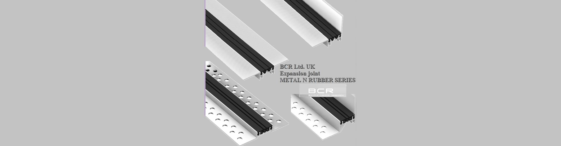 BCR Metal & Rubber Expansion Joint Series