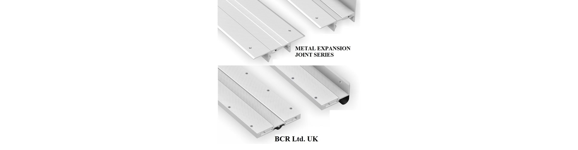 BCR Metal Expansion Joint Series