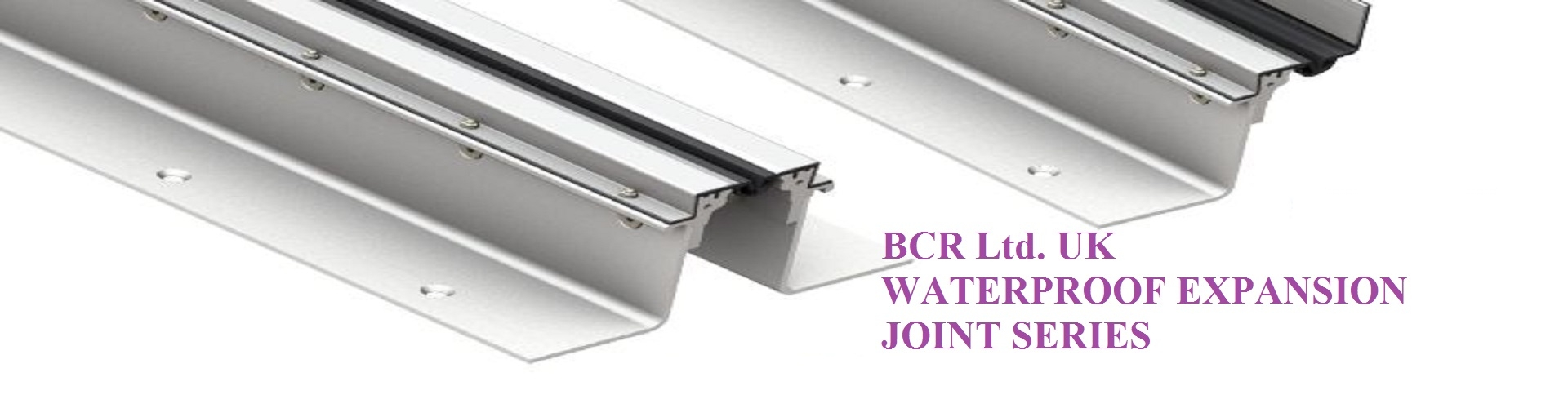 BCR WATERPROOF HEAVY DUTY PARKING EXPANSION JOINT