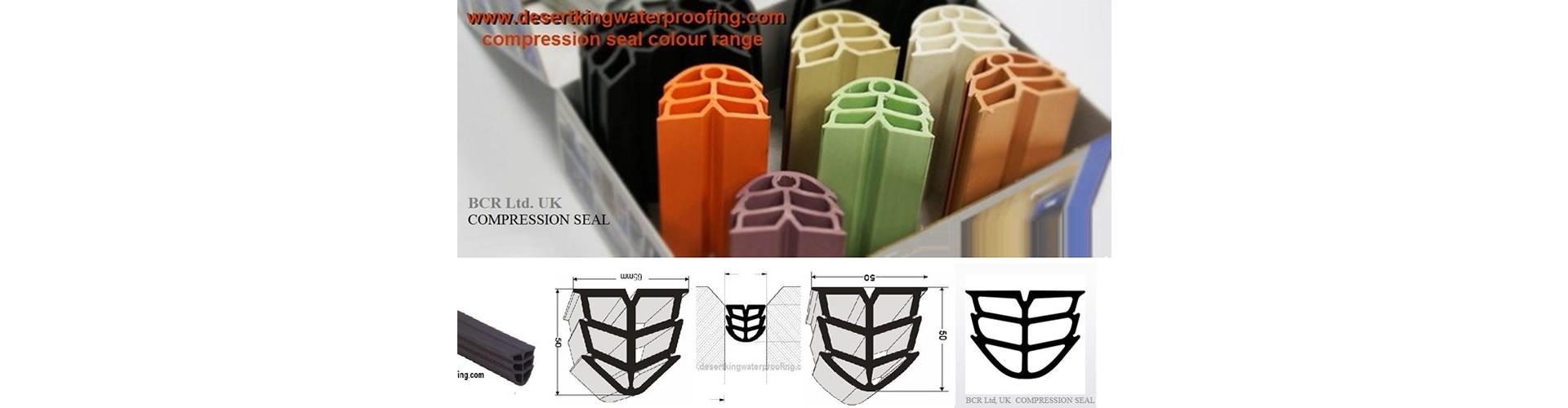 BCR Compression Seal Cover
