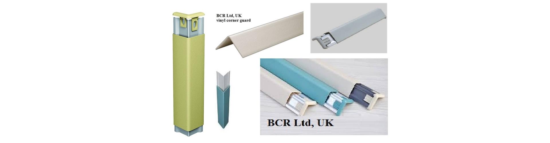 BCR Vinyl Corner Guard