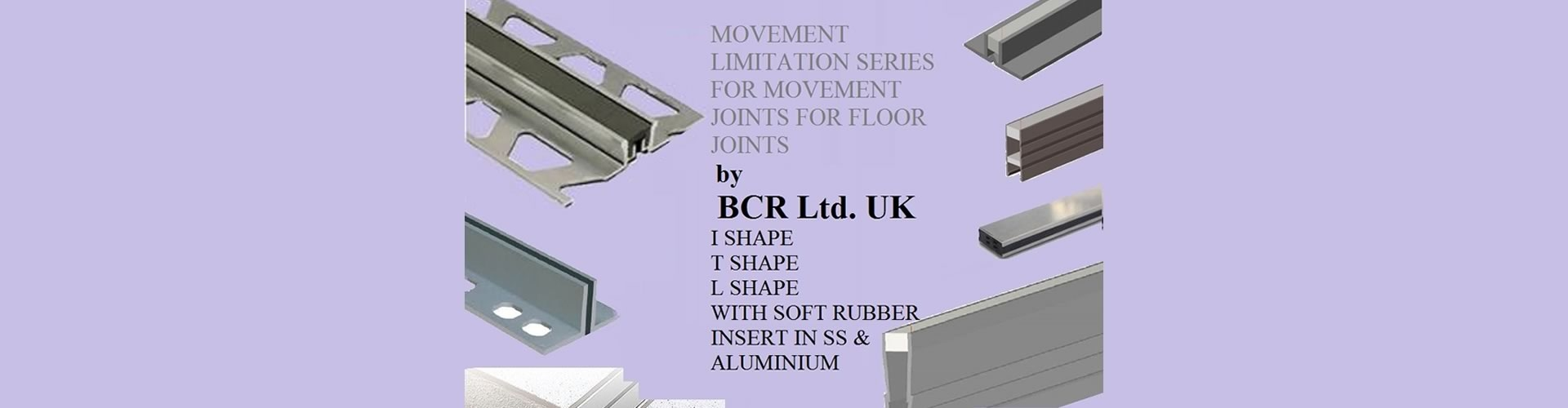 BCR Movement Joints